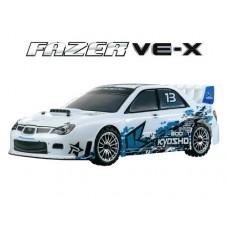 Kyosho Fazer VE-X Rally w/Body Subaru Impreza KX1