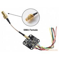 Нано видеопередатчик FX3 Ultimate 5.8GHz 40CH 25-600mW Switchable Transmitter и Smart Audio