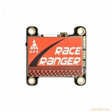Видеопередатчик Race Ranger 5.8GHz 40CH 200-1600mW Switchable Transmitter и Smart Audio