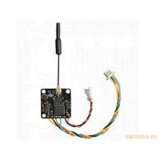 Нано видеопередатчик X5 Pro 5.8Ghz 37CH 25mW-200mW Switchable Smart Audio FPV Transmitter