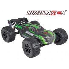 ARRMA Kraton 6S BLX V2 Brushless 4WD RTR (Green)