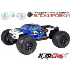 ARRMA Nero 6S BLX MT w/Diff Brain 4WD RTR (Blue)