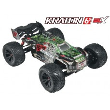 Disc. Arrma Kraton 6S BLX185 Brushless RTR (Green/Black)
