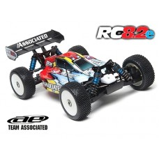 Disc. Team Associated RC8.2e Race-Spec RTR