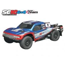 Disc. Team Associated SC10 4x4 Factory Team Kit