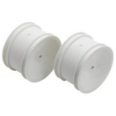 Disc. Team Associated Rear Wheel 2.2 (White)