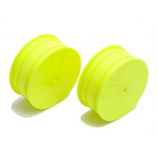 Disc. Team Associated Front Wheel 2.2 (Yellow)