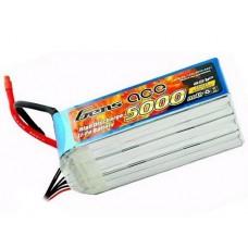 GensAce LiPo 6S 22.2V 5000mAh 60C/120C