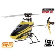 Blade Nano CP X BNF Electric Helicopter w/o Radio