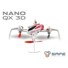 Blade Nano QX 3D RTF w/SAFE Technology