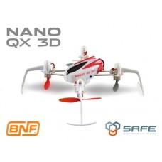 Blade Nano QX 3D BNF