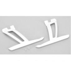 Посадочные лыжи белого цвета для Blade 350 QX