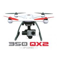 Blade 350 QX2 AP Combo w/C-Go 1 HD Camera