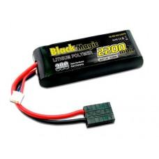 Black Magic LiPo 2S 7.4V 2200mAh 30C (Traxxas Plug)