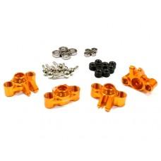 Комплект алюминиевых поворотных кулаков для 1/16 E-Revo, Slash, Summit