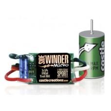 Castle Creations 1/18 Sidewinder Micro (8000 kV) Combo