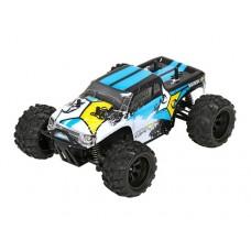 Модель полноприводного монстра ECX Ruckus 1/24 RTR 4WD Micro Monster Truck (Blue)