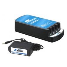 4-х портовое зарядное устройство для литий-полимерных аккумуляторов микромоделей серии Blade