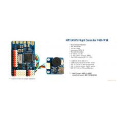 Полетный контроллер F405-WSE OSD, Gyro, Barometer, Micro SD Blackbox (2-6S)