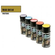 Fastrax Fast Finish Polycarbonate Paint (Metallic Gold Leaf) 150ml