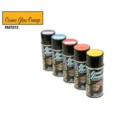 Fastrax Fast Finish Polycarbonate Paint (Cosmic Glow Orange) 150ml