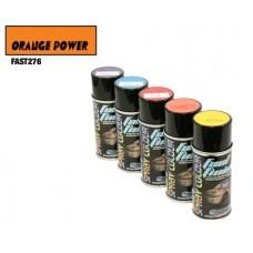 Fastrax Fast Finish Polycarbonate Paint (Orange Power) 150ml