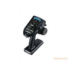 Futaba 7PX R334SBS T-FHSS 2.4GHz Telemetry Radio System