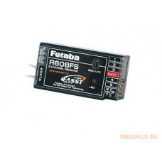Futaba R608FS 2.4GHz Fasst 8CH Diversity Receiver