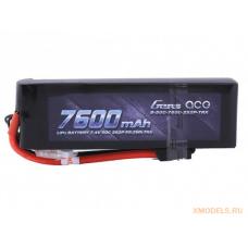 Литий-полимерный аккумулятор 7600mah 2S 50C CAR Li-Po Battery