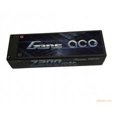 Литий-полимерный аккумулятор 7200mah 2S 70C CAR Li-Po Battery
