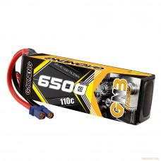 Литий-полимерный аккумулятор GNB 4S 14.8V 6500mAh 110C (XT-90S) для моделей 1:10 - 1:8 масштабов