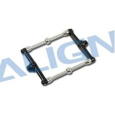 Алюминиевая рамка управления серво-лопатками для T-Rex 250