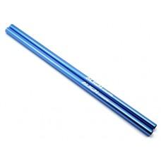 Алюминиевая хвостовая балка (Синяя) для T-Rex 450