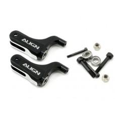 Align 450 DFC Main Rotor Holder Set (Black)