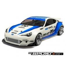 HPI RS4 Sport 3 Drift w/Subaru BRZ