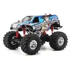 HPI Body Racing Bounty Hunter 4x4