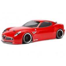 HPI Body Alfa Romeo 8C Competizione (200mm)