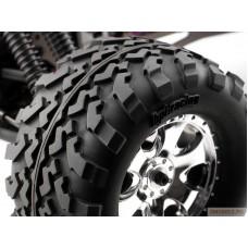 Готовые колеса с резиной для грунтовых трасс для монстров 1:8 масштаба (160x86мм)