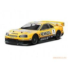 HPI Body Nissan Skyline R34 GT-R GT (200mm)