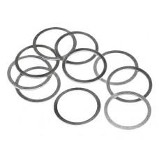 Шайбы стальные регулировочные (13x16x0.2мм)