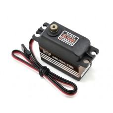Высокоточная цифровая сервомашинка BL 750H с металлическим редуктором, бесколлекторным мотором и рабочим напряжением до 7.4 Вольт