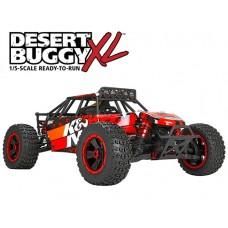 Losi 1/5 K&N Desert Buggy XL 4WD RTR w/DX2E