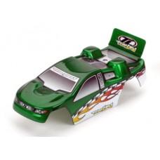 Losi Body (Green) for Team Losi Micro-T