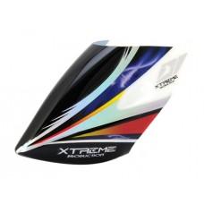 Окрашенная кабина (черная) (Type A) для Blade mCP X