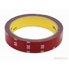 Adhesive Double Side Heavy Duty Foam Tape 20mm