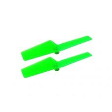 Винт хвостового ротора (зеленый) для mCP X/nCP X