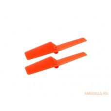 Винт хвостового ротора (Оранжевый) для mCP X/nCP X