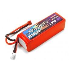Литий-полимерный аккумулятор LiPo 6S 22.2V 3300mAh 30C (Deans Plug)