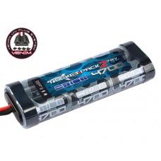 Team Orion NiMH 7.2V 4700mAh w/Uni Plug