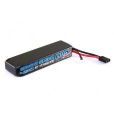 Литий-полимерный аккумулятор LiPo 2S 7.4V 5000mAh 45C Carbon (TRX Plug)